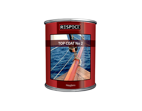 Respect Top Coat No 2